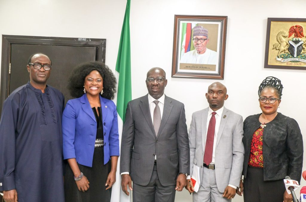 Edo Govt seeks partnership with Diaspora community on gender mainstreaming