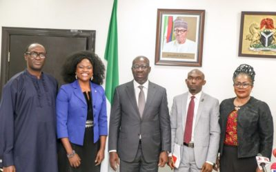 Edo Govt seeks partnership with Diaspora community on gender mainstreaming