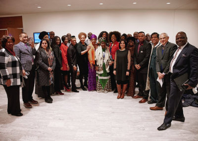 Protected: Activating and Strengthening Women Empowerment through Economic and Social Inclusion: Empowerment as a Link to Poverty Eradication and Sustainable Development- United Nations CSD 57, NEW YORK, February 21, 2019