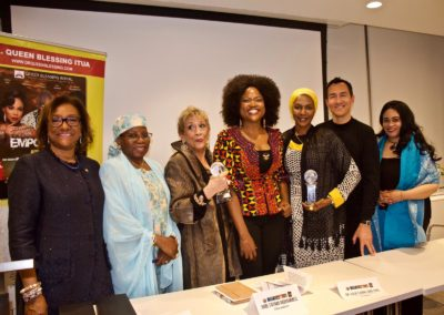 "Film Presentation: Activating Women Participation in Politics for Sustainable Development. Event will launch our upcoming film ""Empowered"" and discuss the empowerment message in the film: Activating Women Participation in Politics for Sustainable Development @ the United Nations CSW 63, NEW YORK"