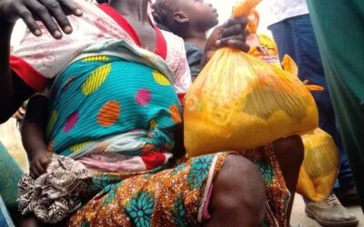 Global Empowerment Movement USA and Blessings of Africa's Covid 19 palliative outreach to Dongo Community-In the News